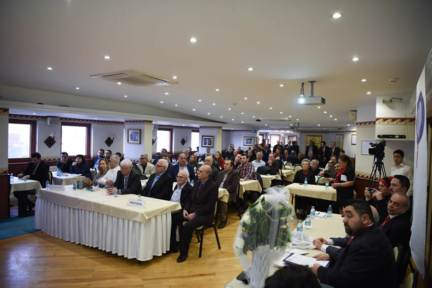 İstanbul kuru temizlemeciler odası genel kurulu